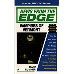 News from the Edge: Vampires of Vermont by Mark Sumner