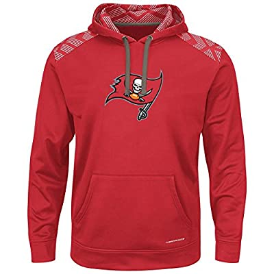 Synthetic Tampa Bay Buccaneers Pullover Hoodie