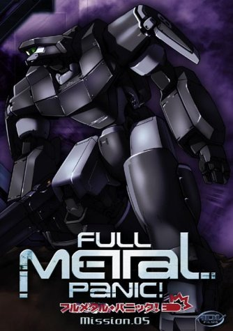 Full Metal Panic - Mission 5 [DVD]