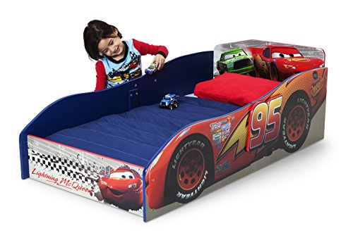 Delta Children's  Products Disney Pixar Cars Wood Toddler Bed (Discontinued by Manufacturer)