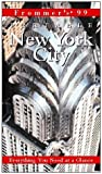 img - for Frommer's 99 Portable New York City (Frommer's Portable) book / textbook / text book