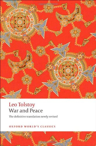 War and Peace PB, Leo Tolstoy & Louise and Aylmer Maude & Amy Mandelker