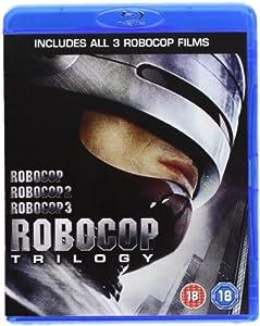 Robocop Trilogy [Blu-ray] [Import anglais]