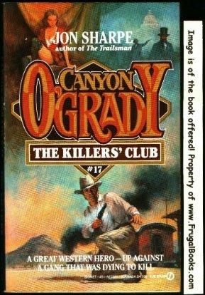 Image for The Killer's Club (Canyon O'Grady)
