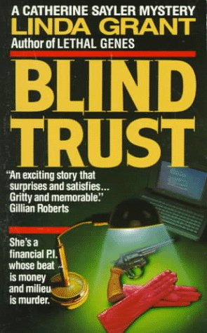 Image for Blind Trust (Catherine Sayler Mystery)