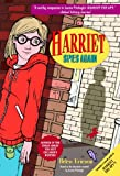Harriet Spies Again (0440416884) by Fitzhugh, Louise