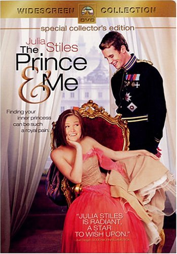 Cover art for  The Prince and Me (Widescreen Edition)