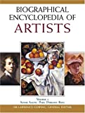 img - for Biographical Encyclopedia of Artists (4 Volume Set) book / textbook / text book