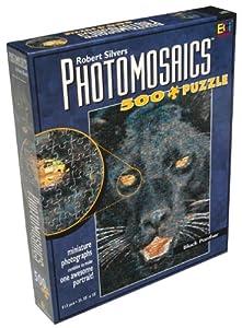 Photomosaics Puzzle - Black Panther