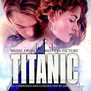 "Cover of ""Titanic : Music from the Motion..."