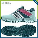 adidas hockey shoe adiPower II Junior Frost uk5.5