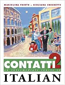 contatti student 39 s book v 2 a first course