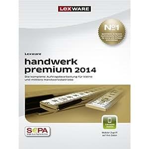 Lexware Handwerk Premium 2014 (Version 14.00) [Download]