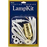 Darice Lamp Kit with Adaptors for Bottles for Craft