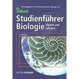 """Studienf�hrer Biologie. Diplom und Lehramt. Biologie, Biochemie, Biotechnologie. (2., �berarbeitete und erweiterte Auflage)von """"Monika Trost"""""""