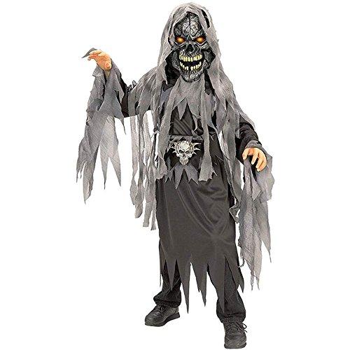[Evil Glowing Eye Skull Costume] (Evil Eye Skull Costumes)