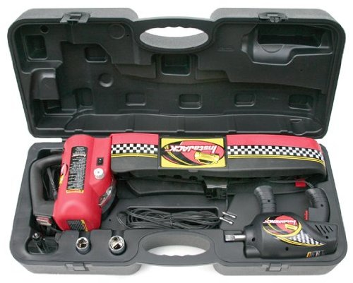InstaJACK JS-1000 12V InstaJACK and InstaWRENCH Combo Instant Automatic Car Jack and Impact Wrench