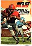 NFL Films: Legends of Autumn, Vols. 1-3