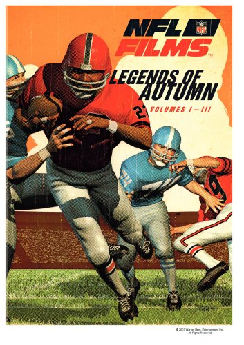 NFL Films: Legends of Autumn, Vols. 13 Picture