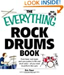 The Everything Rock Drums Book with C...