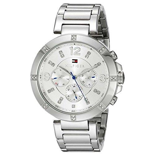 Tommy-Hilfiger-Womens-1781532-Sport-Lux-Analog-Display-Quartz-Silver-Watch
