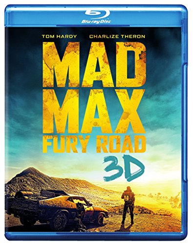 Mad Max: Fury Road (With Blu-Ray, With DVD, Digitally Mastered in HD, Subtitled, 2PC)