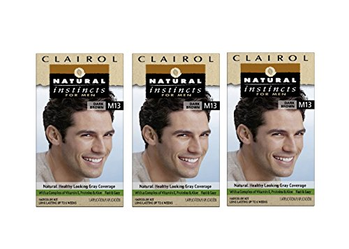 clairol-natural-instincts-hair-color-for-men-m13-dark-brown-1-kit-pack-of-3