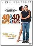 40 Days and 40 Nights [DVD] [2002] [Region 1] [US Import] [NTSC]