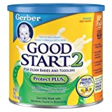 Gerber Good Start 2 Protect Plus Powder &#8211; 24 oz. (6 Pack)