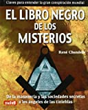 img - for El libro negro de los misterios (Spanish Edition) book / textbook / text book