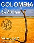 COLOMBIA en 20 D�as 1 & 2 (Spanish Ed...