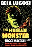 Bela Lugosi: Human Monster [DVD] [1940] [Region 1] [US Import] [NTSC]