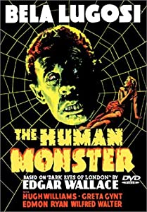 Bela Lugosi: Human Monster [DVD] [1940] [Region 1] [NTSC] [US Import]
