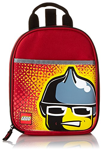 LEGO Bags Fire Vertical Lunch Bag