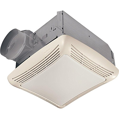 BROAN GIDDS-F002723 Ceiling Bath Fan/Light 70 Cfm 3.0 Sones White - F002723 (Nutone 769rl B Unit compare prices)
