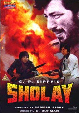 Sholay / Embers / Месть и закон (1975)