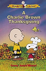 Peanuts A Charlie Brown Thanksgiving Vhs by Paramount