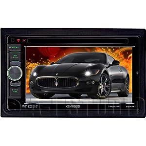 Kenwood DDX 371 2 Din Multimedia DVD Receiver