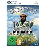 "TROPICO 3: Absolute Power ADD ON - [PC]von ""UBI SOFT"""