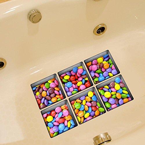 lxpagtz-3d-creatif-durable-resistant-aux-taches-haute-temperature-coller-personnalite-salle-de-bain-