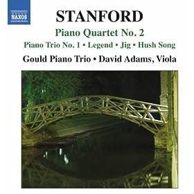 Piano Quartet No. 2 in C Minor, Op. 133: III. Scherzo: Allegro