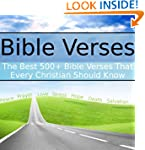 Bible Verses: The Best 500+ Bible Ver...