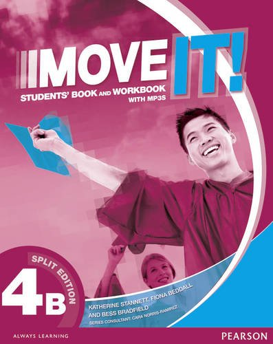 Move it! & Workbook: Level 4B (Next Move)