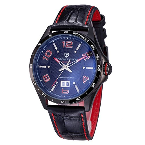 2015 New Arrival!!Pagani Design Brand New Mens Watches Casual Fashion Waterproof Watch Luxury Watches For Men