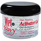 Wet N Wavy Activator Gel 10.5oz