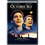 October Sky (Special Edition) ~ Jake Gyllenhaal
