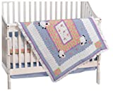 Anna Claire Little Lambs 3-Piece Crib Set