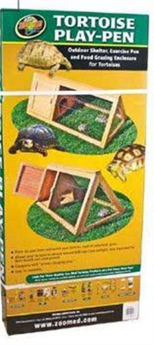 Zoo Med Tortoise Play Pen (Tortoise Table compare prices)
