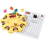 Puremco Mexican Train and Chicken Game Centerpiece Kit