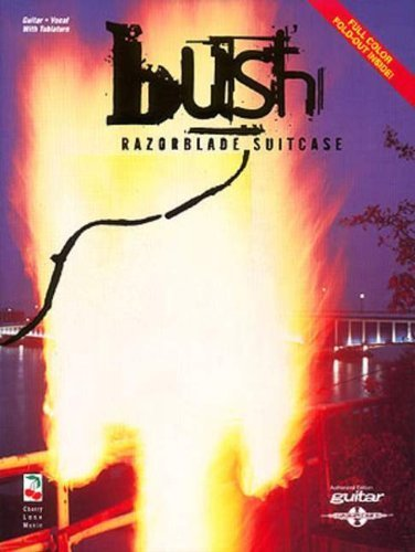 Razorblade Suitcase by Bush (1997-03-01)